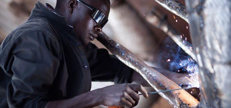 Industriefotografie Jennifer Wolf Hennef Maridadi Art Kenya Kenia Handarbeit