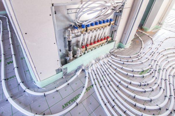 Fussbodenheizung Installation Tondl Energie Energiesysteme Neunkirchen Seelscheid Jennifer Wolf Industriefotografie Fotografie Fotograf Fotografin Hennef Bonn Köln