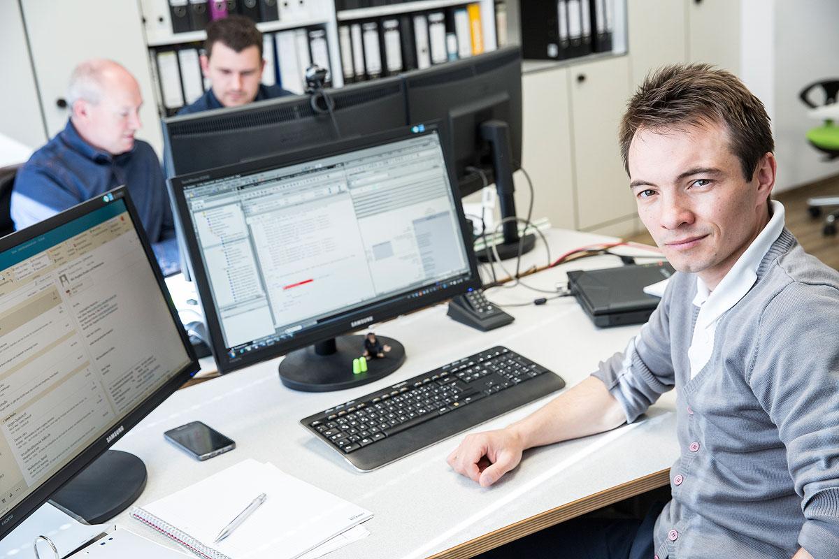Opdenhoff Automation & IT Jennifer Wolf Industriefotografie Hennef Köln Bonn